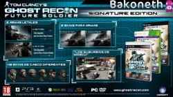Ghost Recon Future Soldier Signature Edition bakoneth