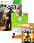 Gears of War 3 + Regalo tarjeta Xbox Live 3 meses + DLC Chamán Kantus