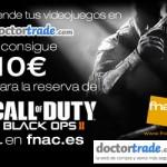 Descuento 10 euros Black Ops 2 Edición Especial y CONCURSO