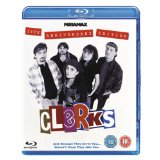 Clerks [15th Anniversary] [Reino Unido] [Blu-ray]
