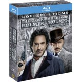 Sherlock Holmes + Sherlock Holmes 2 Jeu d'ombres [Francia] [Blu-ray]