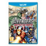 The Avengers Battle For Earth (Nintendo Wii U)