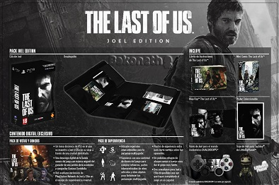 The Last of Us Joel Edition 2 PS3