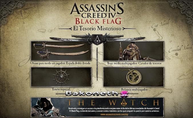 Assasin's Creed 4 - Black Flag bakoneth