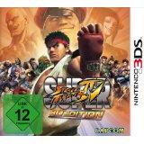 Nintendo 3DS Street Fighter IV