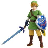 Nintendo The Legend of Zelda Skyward Sword Link Figma Action Figure