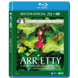 Arrietti Y El Mundo De Los Diminutos [Blu-ray]