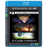 El Castillo Ambulante [Blu-ray]