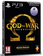 God of War Ascension - Edición Especial caja bakoneth