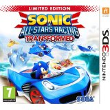 Sonic & All Stars Racing Transformed Limited Edition  3DS