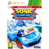 Sonic & All Stars Racing Transformed Limited Edition Xbox360