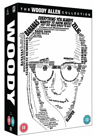Woody Allen Collection bakoneth