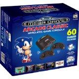 Consola Retro Mega Drive Arcade Classic Wireless (Incluye 60 Juegos)