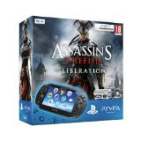 PS Vita - Consola WiFi + Assassin Creed 3, Liberation Voucher + MC 4 GB