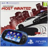 PS Vita - Consola WiFi + Need For Speed  Most Wanted