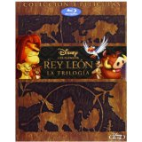 Pack Rey Leon Trilogy Bd [Blu-ray]