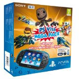 PlayStation Vita - Consola Wifi + Tarjeta De Memoria 8 GB + Mega Pack Voucher