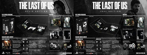 the last of us ediciones especiales bakoneth
