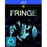 Fringe 1 [Blu-ray]