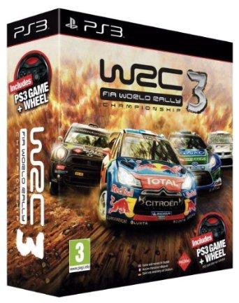 WRC 3 + Volante