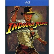 Indiana Jones - The complete adventures [Blu-ray] Castellano Confirmado
