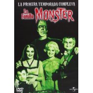 La Familia Monster - 1ª Temporada [DVD]