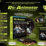 La BRUTAL Edición Coleccionista de Re-Animator en Blu-ray Española