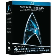 Star Trek Next Generation Motion Picture Collection bluray