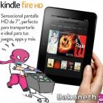 CORRED INSENSATOS!! Kindle Fire HD