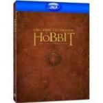 El Hobbit: Un Viaje Inesperado Edición Extendida  Blu-ray DVD y 3D