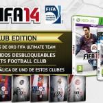 LAS CLUB EDITION DE FIFA 14