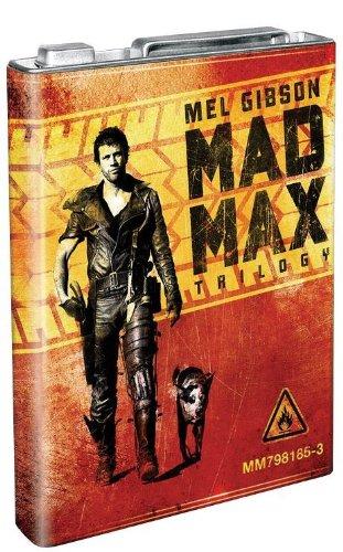 Trilogía  Mad Max - Volúmenes 1-3 (Edición Especial) [Blu-ray]
