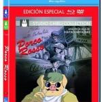 Porco Rosso Edición Especial Española (BD + DVD) 19€
