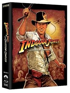 Indiana Jones - La collezione completa [Italia] [Blu-ray]
