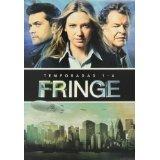 Fringe Temporadas 1-4 [DVD]
