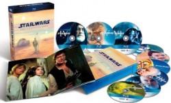 Star Wars Saga Completa