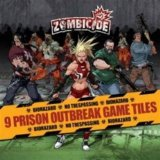 Zombicide Prison Outbreak Tile Pack