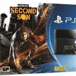 Pack Consola PlayStation 4 + Infamous Second Son