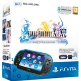 PlayStation Vita Wifi + Final Fantasy X X-2