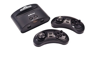 Sega Genesis - Consola Retro Mega Wireless (80 Juegos