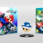 Mario Kart 8 Edición Limitada incluye réplica del Caparazón de pinchos!!