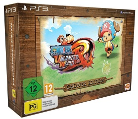 One Piece  Unlimited World Red - Edición Chopper