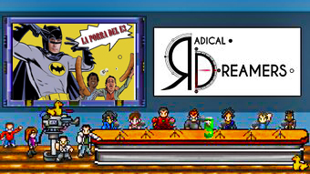 A tope con Radical Dreamers!!
