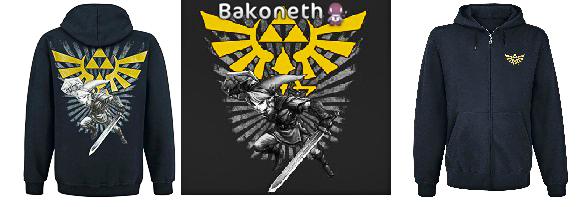 Sudadera Zelda_BAKONETH