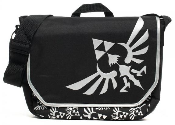 Zelda Messenger Bag