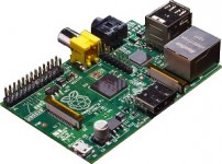 Raspberry Pi RBCA000 Model B