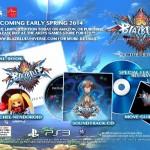 BlazBlue: Chrono Phantasma – Edición Limitada
