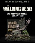 The Walking Dead - Cuarta Temporada (Edición Coleccionista) [Blu-ray]