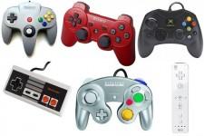 Gamepad Controller Mandos