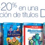 Hasta -20% en títulos Disney